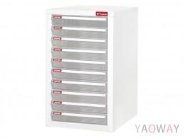 單排(A4.規格)桌上型效率櫃系列 A4-110P/高48.3(cm)