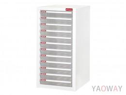 單排(A4.規格)桌上型效率櫃系列 A4-112P/高57.4(cm)