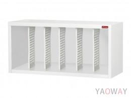三排(A4.規格)桌上型效率櫃系列 V-5V/高44(cm)