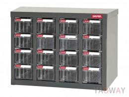 樹德零件櫃 A8-416 (16格)