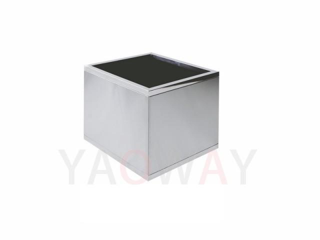 正方形不銹鋼花盆TF-5050S