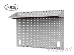 天鋼 系統工作站 上架(掛板+棚板+燈俱)組SPQ-33