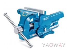 天鋼 豪爾鍛造虎鉗(可換爪系列101)WP53101-160