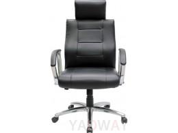 LM-221 主管椅 (大角度傾仰/雙氣壓棒 透氣皮)