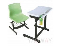 FRP(玻璃纖維)課桌椅