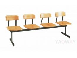 木製 多人座排椅