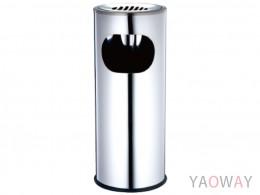 AT3-01不銹鋼煙灰缸垃圾桶
