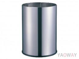 T3-02不銹鋼圓型垃圾桶