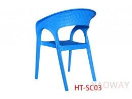 藤紋休閒椅